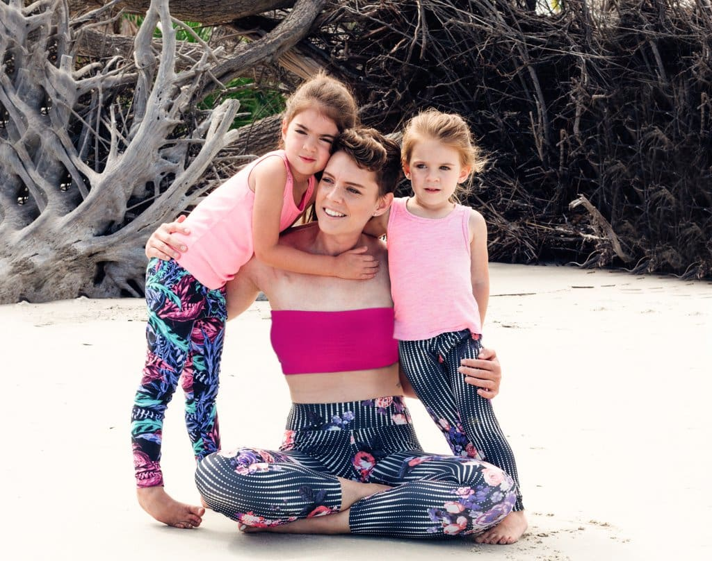 How I Survived Cancer With 4 Small Children