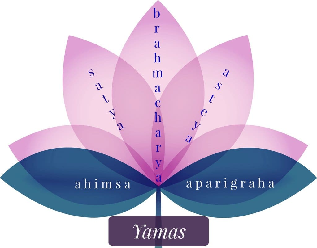 Yoga Philosophy Basics: The 5 Yamas – Liquido Active