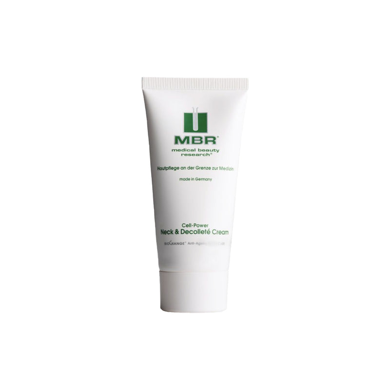 Cell-Power Neck & Decolleté Cream • BioChange Body