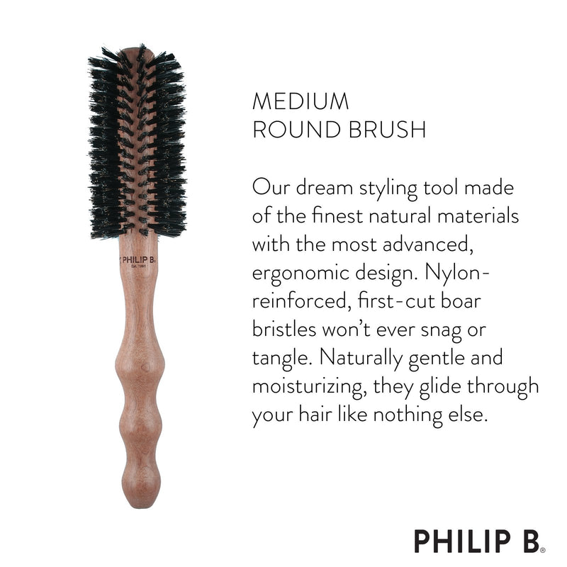 Medium Round Styling Brush