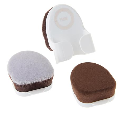 Yubi Applicator Brush and Sponge Set