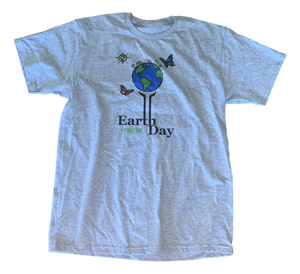 Earth Day 2020 Tee (Heather Grey)