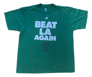 "Vintage Boston Celtics ""Beat LA"" Tee"