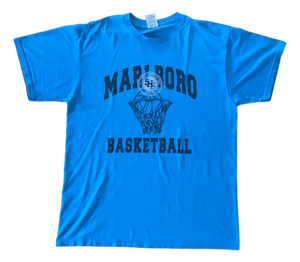 1/1 Marlboro Basketball Tee - Large