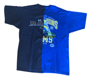 LA Rams + St. Louis Rams T-Shirt