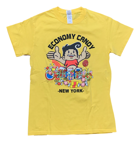Vintage Economy Candy NYC Tee