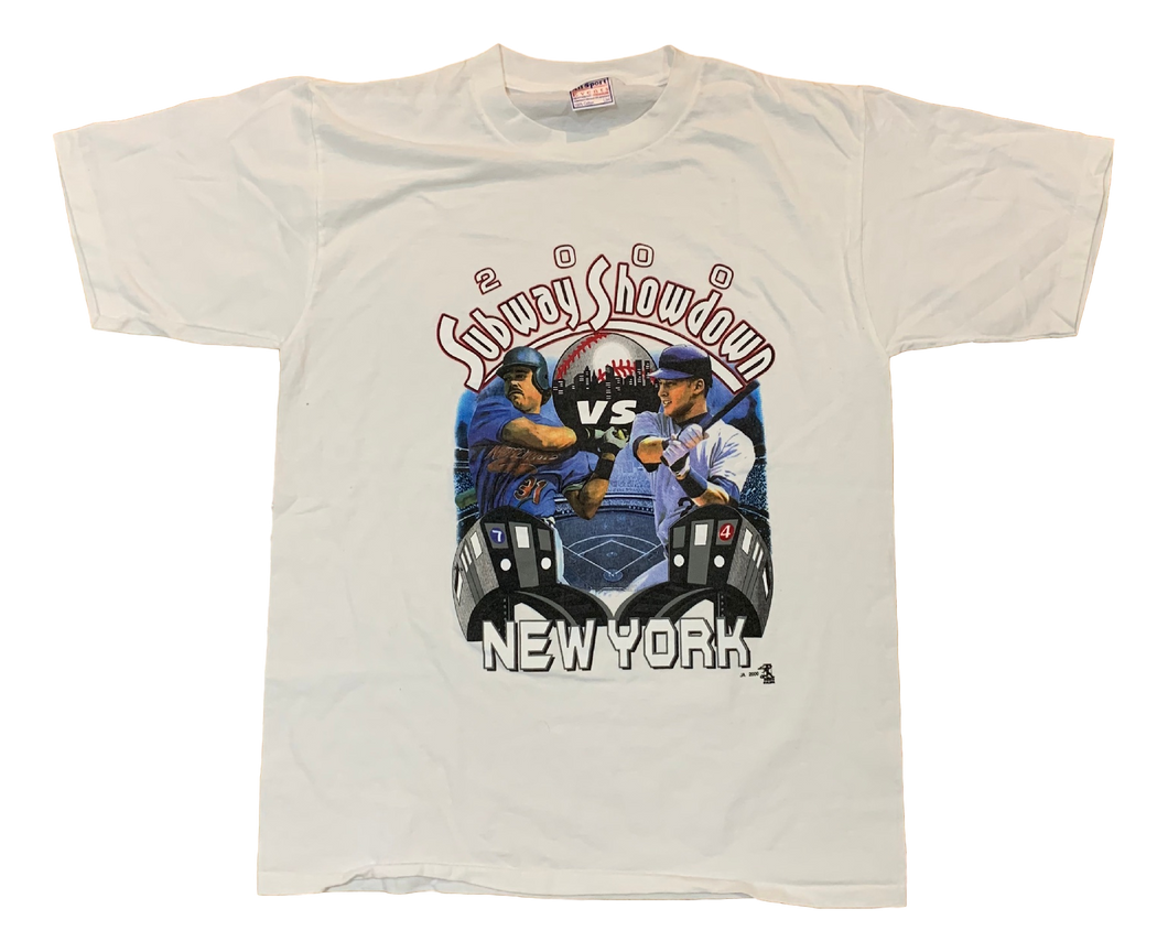 Vintage Subway Series Tee (2000)