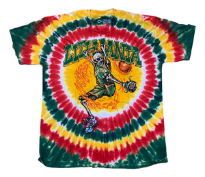 Grateful Dead Lithuania Tie-Dye Tee