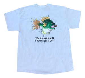 Vintage Fishing Bait Tee