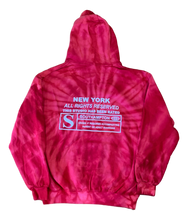 Rated S Tie-Dye Hoodie     (Red Dye)