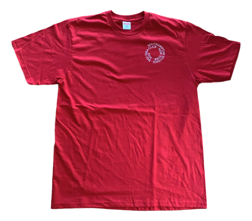 Bad Idea Club Tee - Red