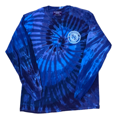 Rated S Long Sleeve (Blue Swirl)