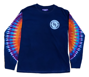 Rated S Long Sleeve (Sunset Dye)