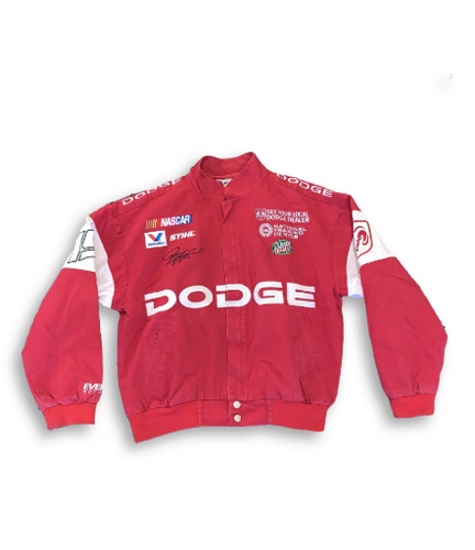 Vintage Dodge Racing Jacket