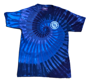Rated S Tee (Blue Swirl)