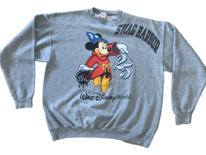 Vintage Disney World Crewneck