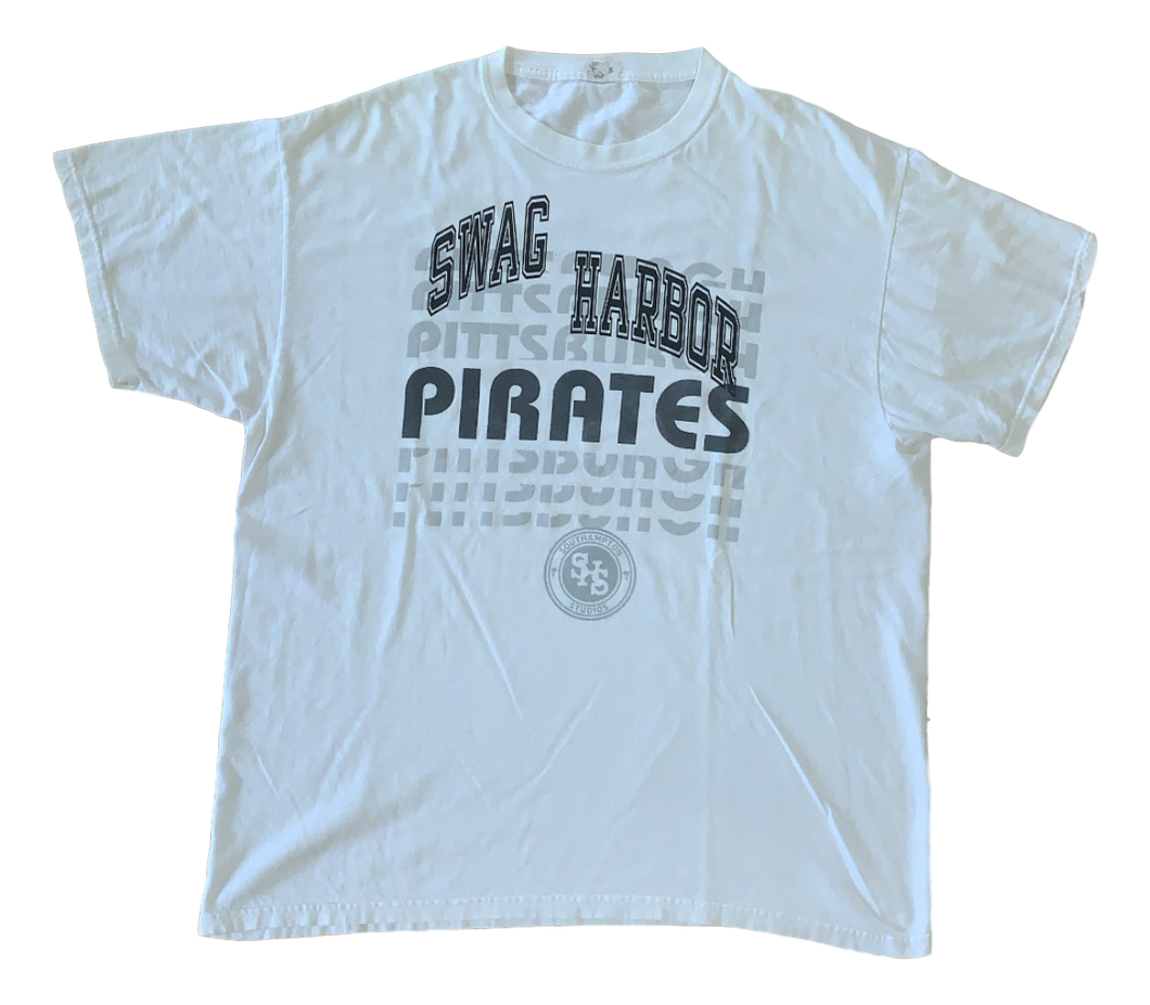 Swag Harbor Pittsburgh Pirates Tee