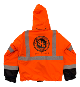SHS Construction Jacket - Orange