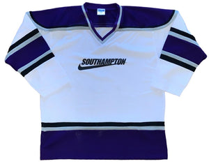Studio Hockey Jersey - White