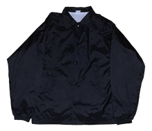 Stamp Logo Coaches Jacket - Black