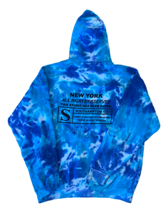 Rated S Tie-Dye Hoodie (Atlantic Dye)