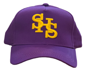 SHS Baseball Cap - Purple