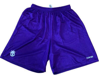 Lake Shorts - Purple