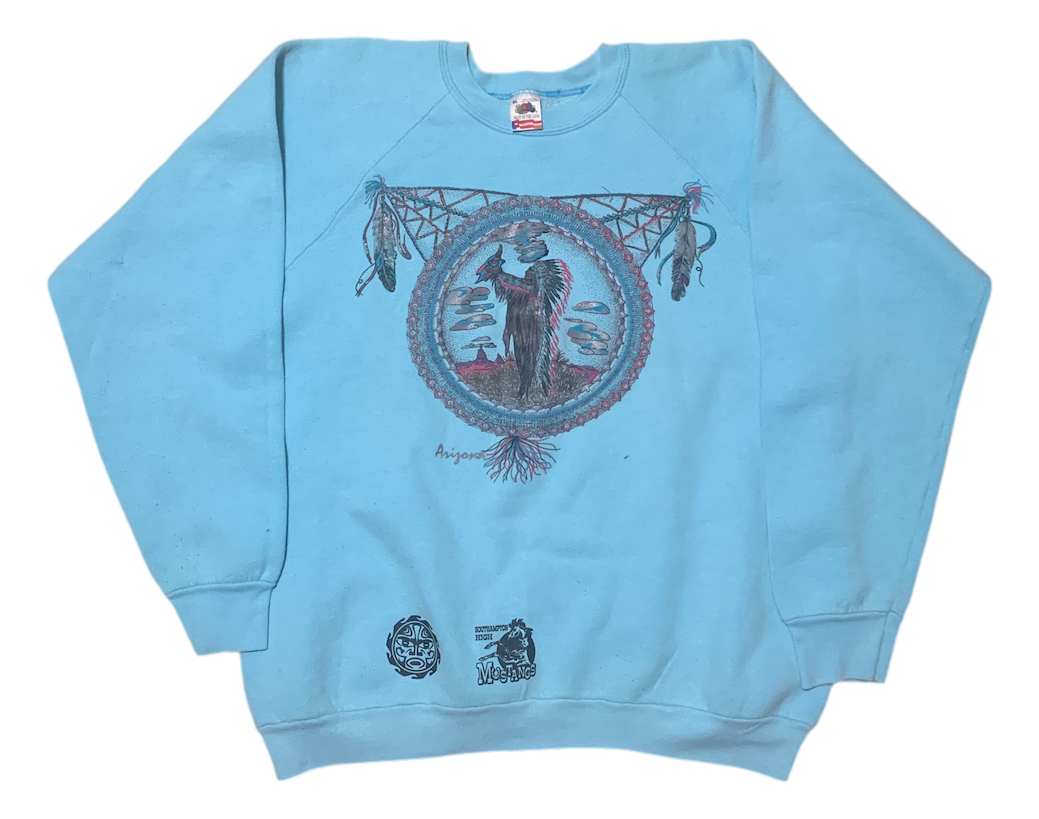 1 of 1 Navajo Crewneck - Large