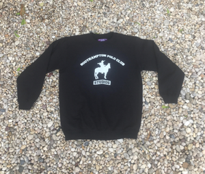 Southampton Polo Club Crewneck (Black)