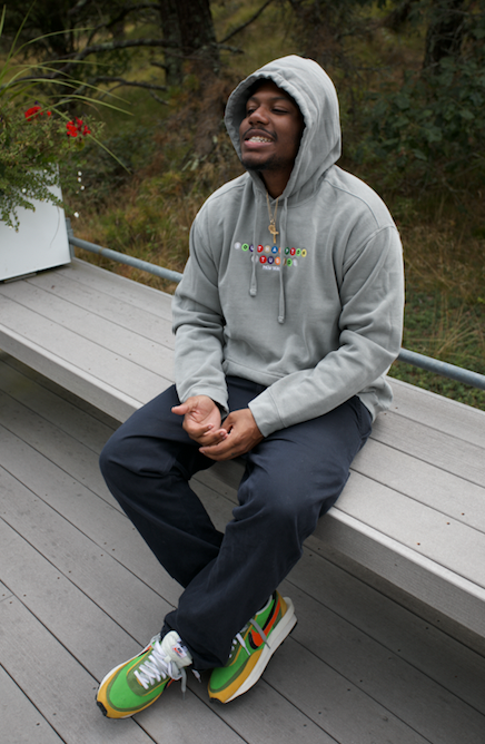 Southampton Subway Series Hoodie - Overcast Grey