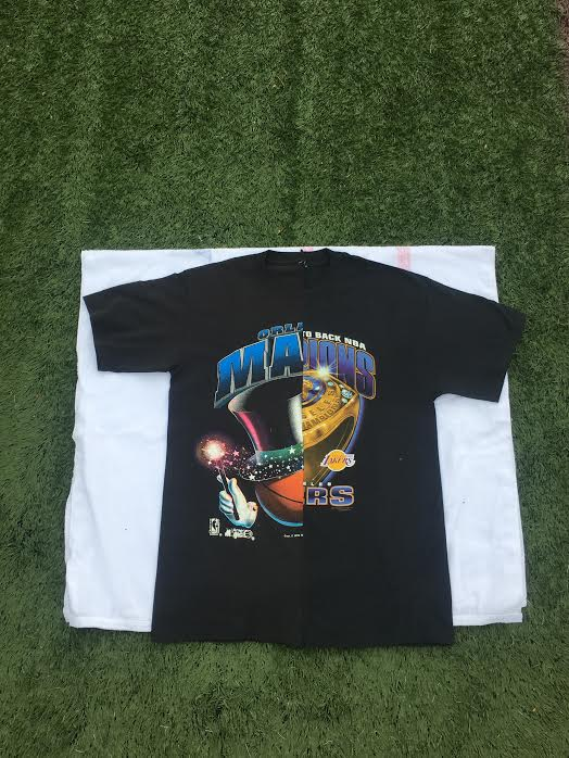 Magic / Lakers Split T-Shirt