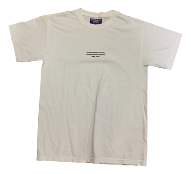 Undisclosed Location Tee - Off White