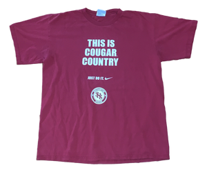Vintage Cougar Country Tee