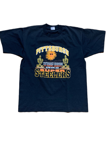 Vintage Pittsburgh Steelers Tee