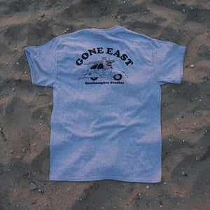 """Gone East"" Tee (Overcast Grey)"