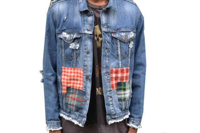 Heaven Reject Denim Jacket
