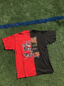 Chicago Bulls 5X Champs Split T-Shirt