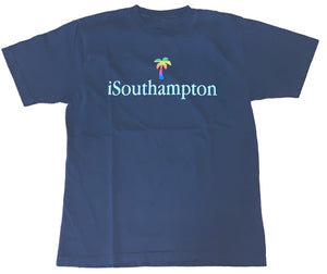 iSouthampton Tee - Washed Black