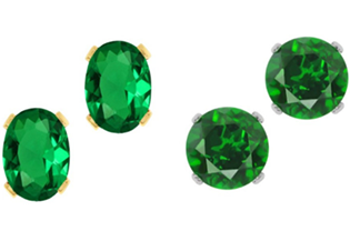 The 4 C's of Emeralds