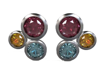 pretty-gemstone-earrings