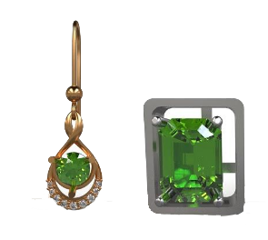 green-gemstones