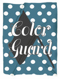 Color Guard Minky Blanket
