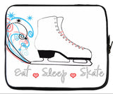 Eat Sleep Skate - Laptop Sleeve