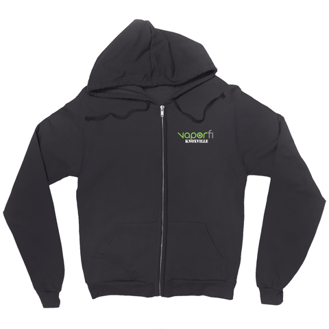 VaporFi  Knoxville Hoodie (Zip-up)