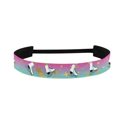 Figure Skating Sports Headband