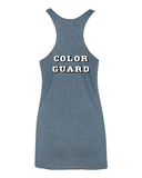 Let Your Colors Fly-Color Guard Women's Tank Top