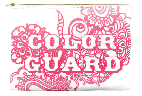 Color Guard Doodle Accessory Bags
