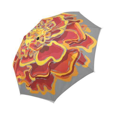 Marigolds by Hxlxynxchxle Auto-Foldable Umbrella