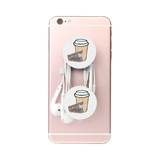 Smores and Coffee Cup Phone Holder Air Smart Phone Holder