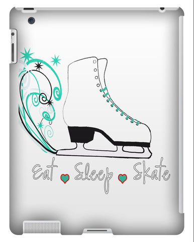 Eat Sleep Skate Tablet Case